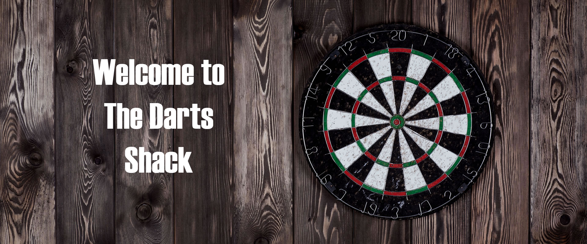 The Darts Shack - Leicestershire darts shop