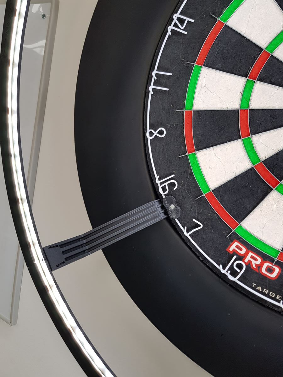 target corona darts lighting system