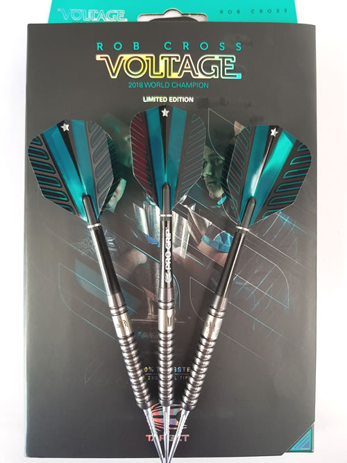 Rob Cross limited edition darts