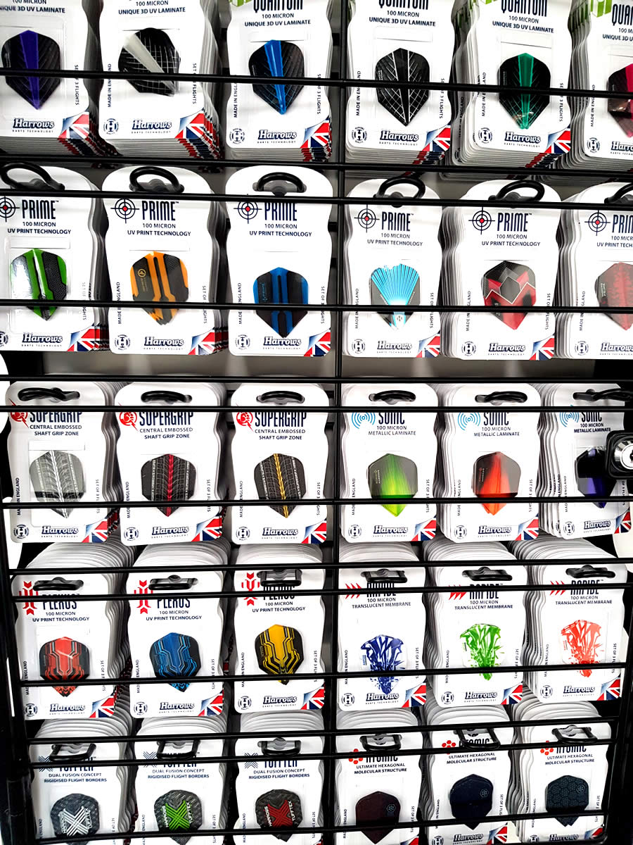 choosing the right flights for your darts